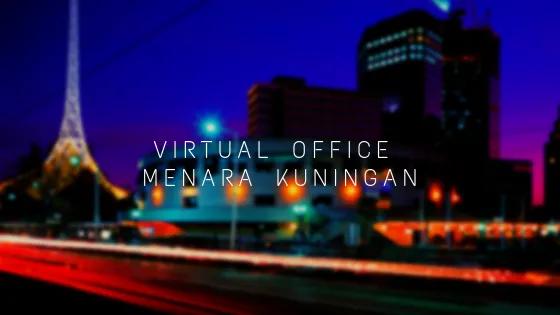 Virtual Office Menara Kuningan | Cashback 10%